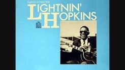 Lightnin' Hopkins (1912-1982) - Lightnin' Hopkins in New York 1960  (1980)