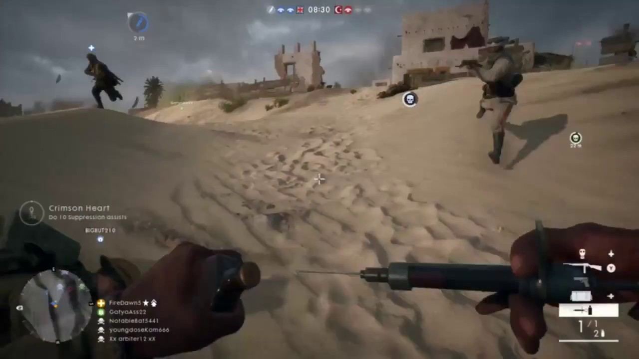 how to fly a pigeon bf1