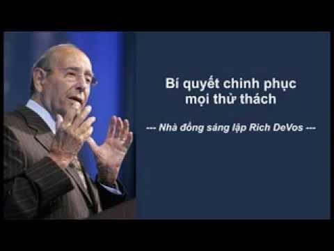 Bi quyet chinh phuc moi thu thach   Rich Devos   YouTube