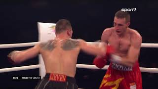 Denis Radovan vs. Ronny Mittag - December 1, 2018