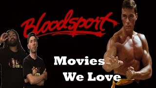 Movies we Love: Blood Sport (1988)