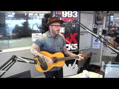 Dallas Green - Paradise (Live at CFOX Studios)