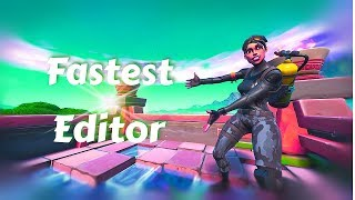 The Worlds Fastest Console Editor In Fortnite | @Teambh Edit Edition RC #ReleasetheHounds