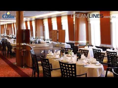Costa Classica  - Ship Tour Overview