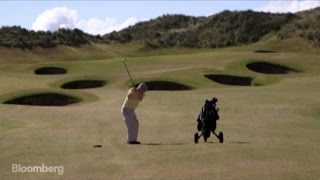 Is Scottish Golf the Donald Trump's Card?