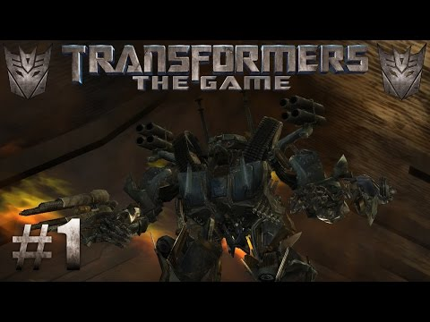 BRING ON THE BRAWL | Transformers: The Game Modding #1