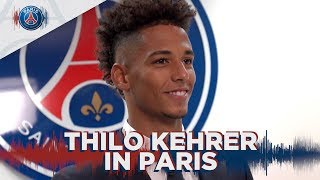 THILO KEHRER'S FIRST STEPS IN PARIS