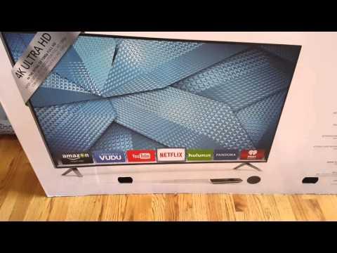 Smart TV Review- VIZIO Ultra HD 4K 55