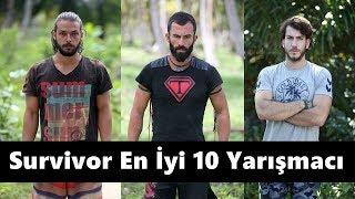 Survivor Tarihinin En İyi 10 Yarışmacısı !