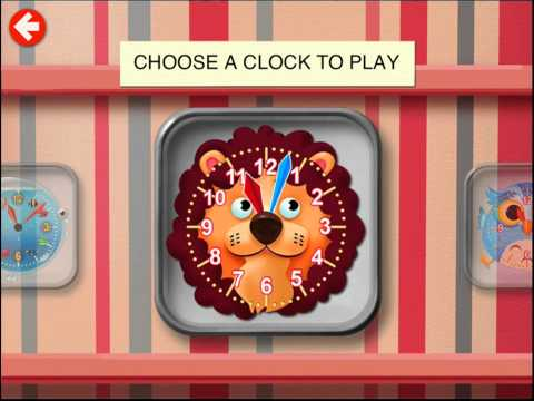 Interactive Telling Time | Top Best Apps For Kids