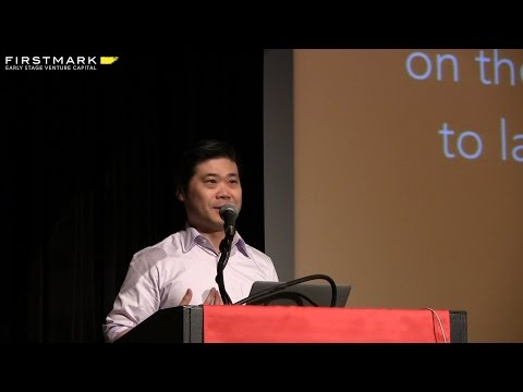 Leveraging Networks to Bring Ideas to Life - Gary Chou [Design Driven NYC / FirstMark]