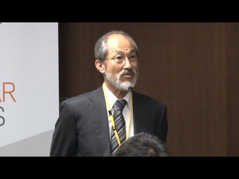 Yoshinori Fujiyoshi:Brain Has a High Water Content