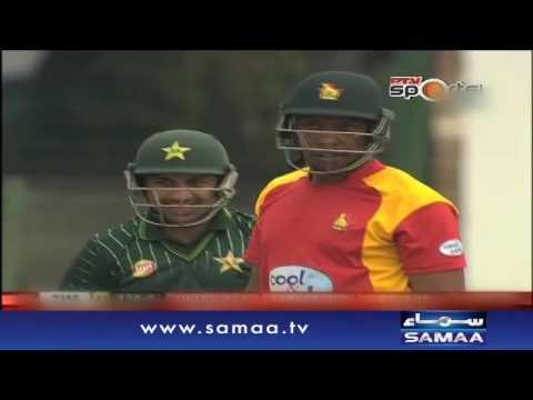 Sarfaraz Ahmed funny talk