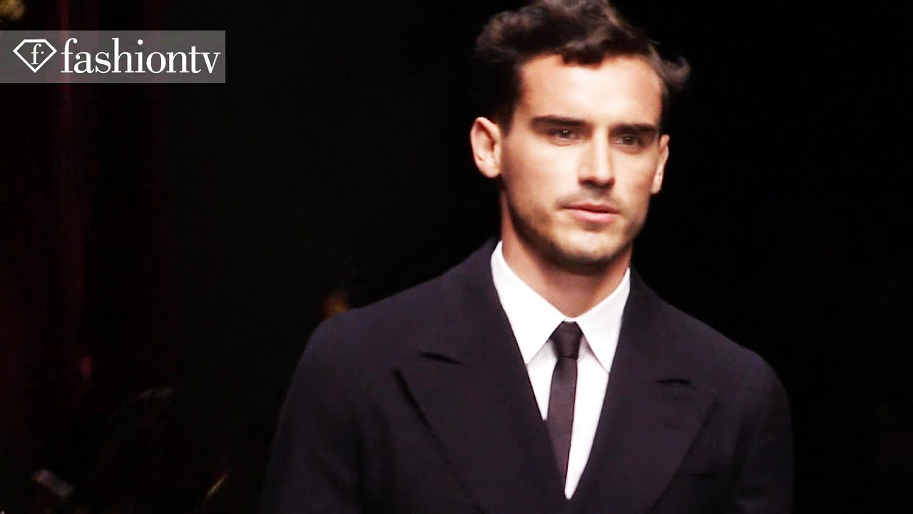 36c13b431714 Dolce   Gabbana Men Fall Winter 2012-13 Full Show at Milan Men s Fashion  Week