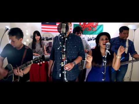 Kau Yang Punya - Malique & Najwa (Cover by Nasha Raina) #CardiffBedroomSessions [EP 4]