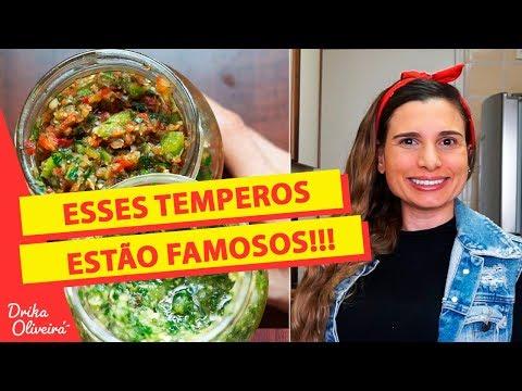 O FAMOSO TEMPERO NATURAL QUE USO EM TODA RECEITA DE MARMITA E COMIDA FITNESS / Reeducação Alimentar