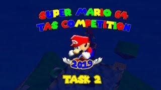 Super Mario 64 TAS Competition 2019 - Task 2
