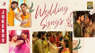 Wedding Songs Jukebox | Wedding Dance Songs | 2021 Dance Songs | Tamil Dance Songs | Latest Songs