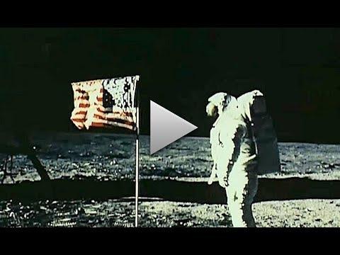 Transmisión de la llegada a la luna | COMPLETO