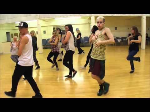 Keri Hilson Choreography  Lose Control
