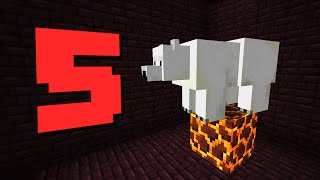 ТОП 5 самых КРУТЫХ и ПОЛЕЗНЫХ КОМАНД для Minecraft 1.10!
