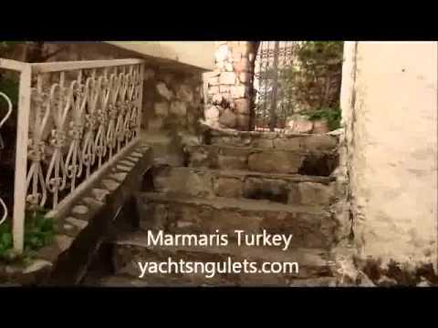 Choose best yacht holiday places - marmaris yacht charter destination