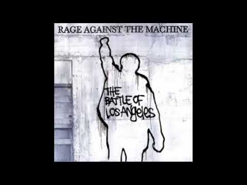 Rage Against the Machine- The Battle of Los Angeles (full album)
