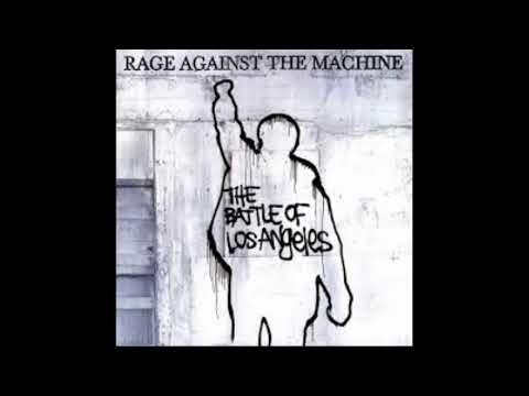 Rage Against the Machine- The Battle of Los Angeles (full album)