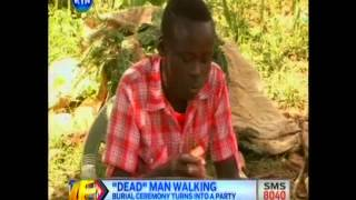 "Bungoma ""Dead Man"" Walks"