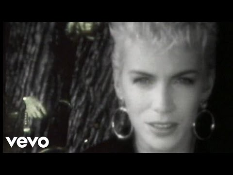 Клип Eurythmics - Miracle Of Love
