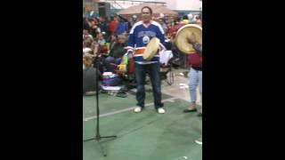 jerry and harvey dreaver loon lake pow wow 2014