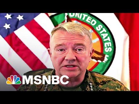 BREAKING: Pentagon Announces U.S. Troops Have Left Afghanistan
