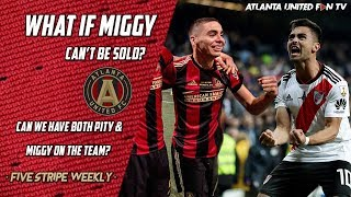 What If Miguel Almirón Can't Be Sold?! | FIVE STRIPE WEEKLY PODCAST #62