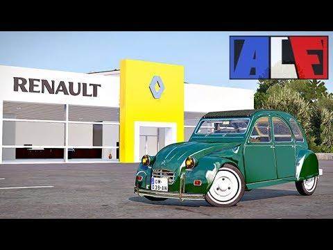 Arma Life France - Visite des garages   Découverte des voitures !