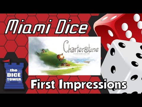 Miami Dice - Charterstone First Impressions **SPOILER-FREE**