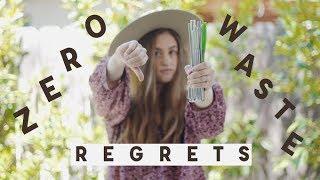 Zero Waste Items I Regret Buying | Alli Cherry