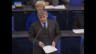 Joschka Fischers militante Vergangenheit | Fragestunde im Bundestag