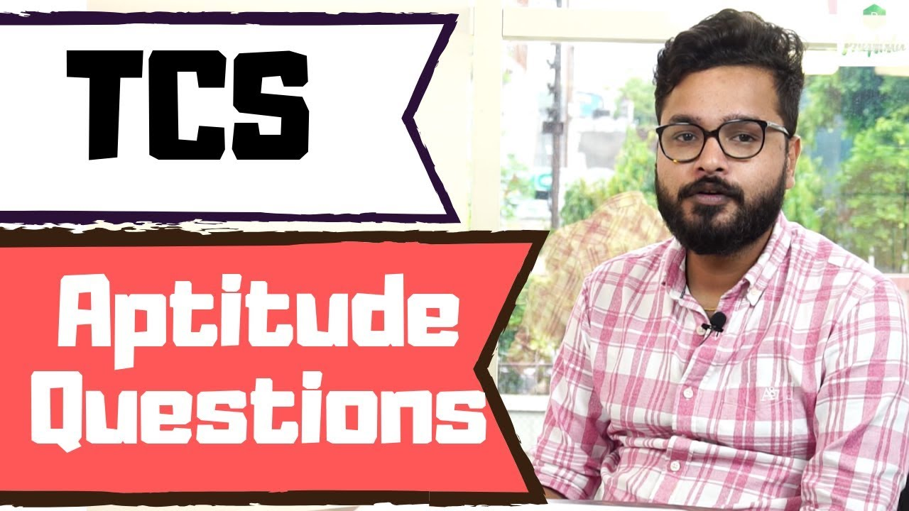 TCS Aptitude Questions and Answers Quants Previous Paper PDF