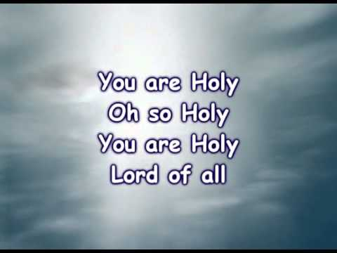 10 You Are Holy (Christ For The Nations)