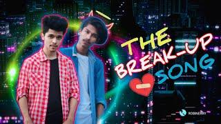 The Breakup Song   ঝাকানাকা Breakup   Bangla New Funny Song   Onim Khan   Robinerry   Official Video