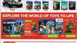 Gamestop Black Friday 2016 Ads