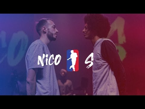 NICO vs Stephane Deheselle aka S  I LOVE THIS DANCE ALL STAR GAME 2016