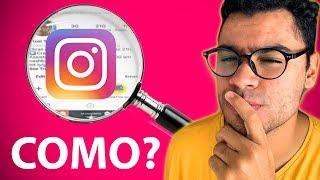 🔴É possível saber quem visitou seu perfil do Instagram? Como saber? | #PixelTutoriais