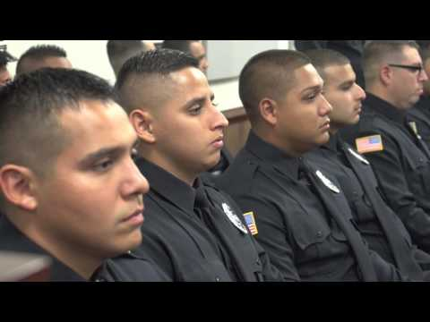 South Texas College 9th Police Academy Graduation