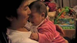 眠気に気付かない赤ちゃん thumbnail