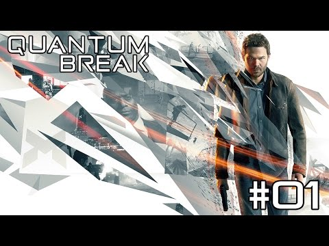 Quantum Break | Act1-The Number One Killer is Time | #01