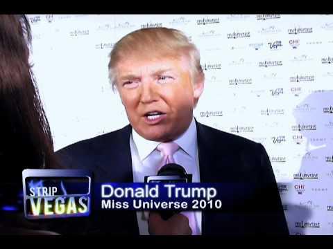 Donald Trump Comment on Miss Universe