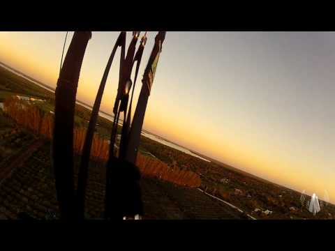 Adventures With Aviator - My First Solo Paramotor Flight!! -- Epic Adventure Of Awesomeness.