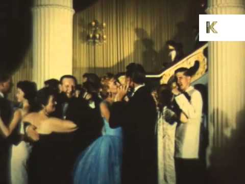 Late 1950s, Early 1960s South Africa, Mine, Nightlife, Music