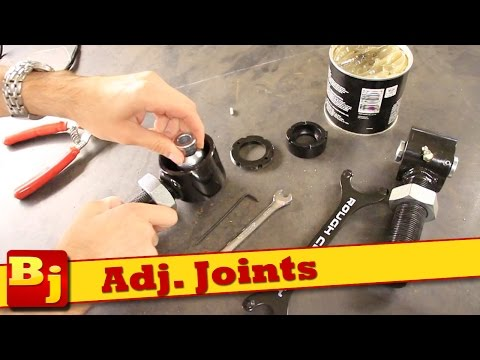 How to detect a bad U-joint?